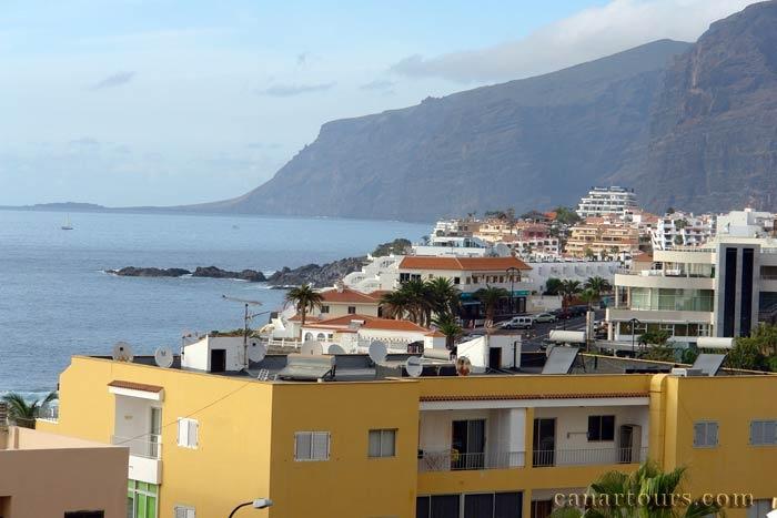 Tenerife-Playa de la Arena-La Arena-Apartments Tenerife
