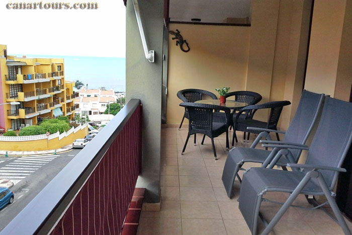 Holiday apartment on Tenerife