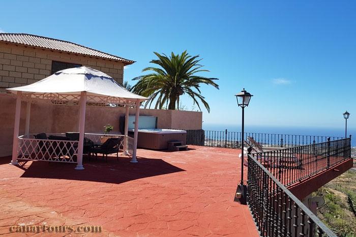 Teneryfa -Adeje-Casa Magma-Dom letniskowy na Teneryfie w Costa Adeje