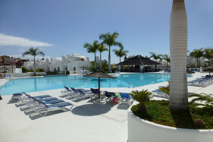 Tenerife-Playa Paraiso-Merluza-Holiday apartments on Tenerife