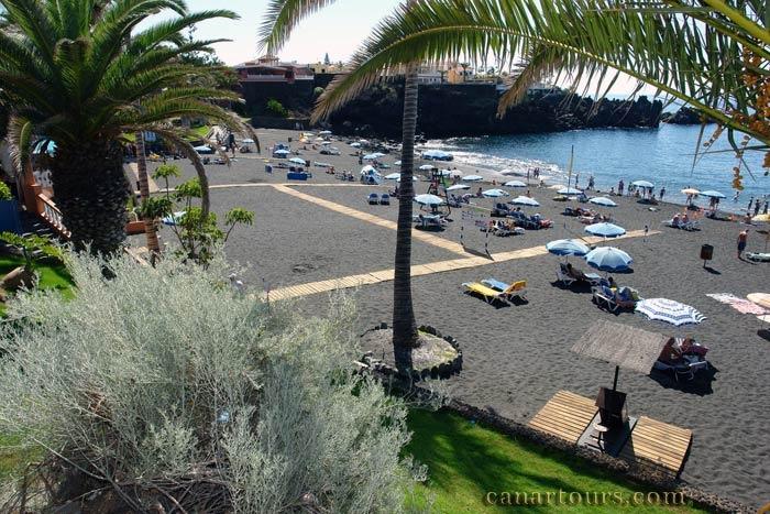 Teneriffa-Playa de la Arena-La Arena-Ferienwohnung Teneriffa