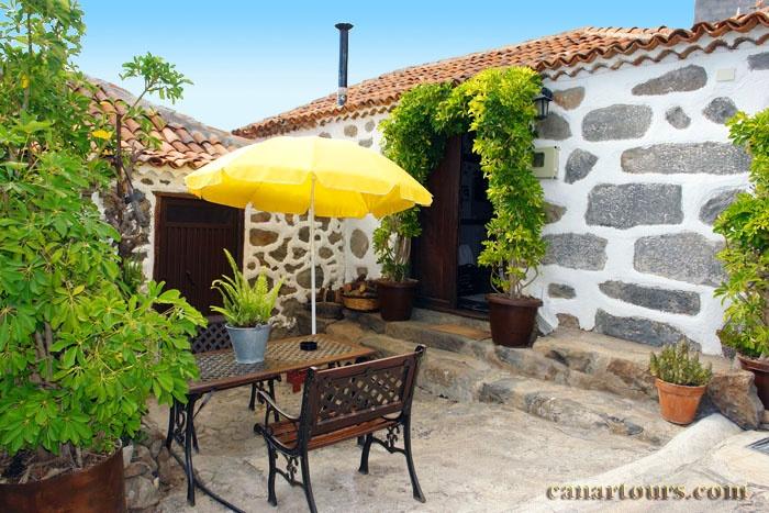 Teneryfa -La Concepcion-Casa Macrina-Wyspy Kanaryjskie