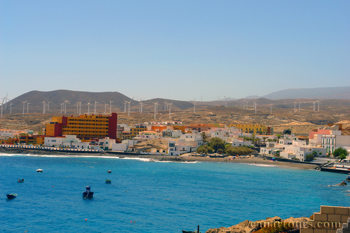 Holiday on Canary Island
