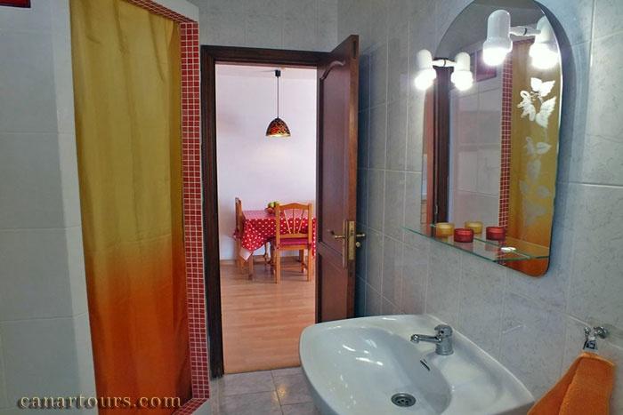 Tenerife-El Sausal-El Puntillo-Holiday apartment on Tenerife North