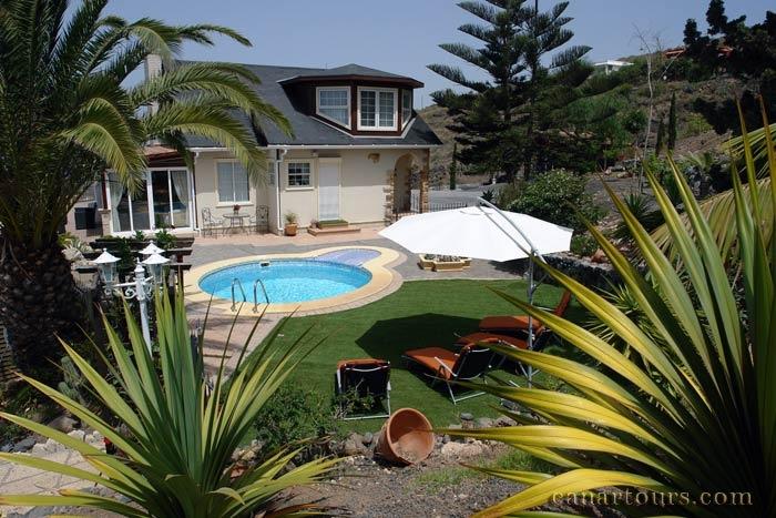 Tenerife-Adeje -Solimar-Holidayhouse Tenerife South