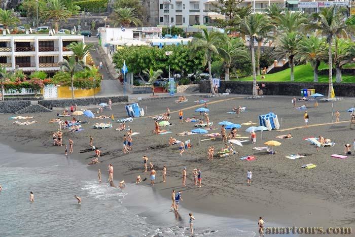 Tenerife-Playa de la Arena-Cinderella-Tenerife South