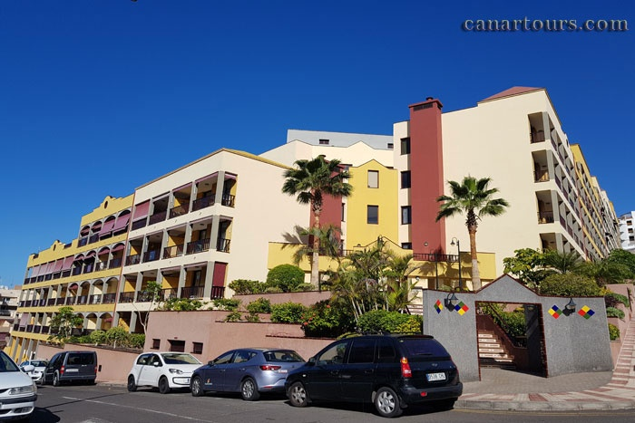 Tenerife-Playa de la Arena-La Brisa-Holiday apartment on Tenerife