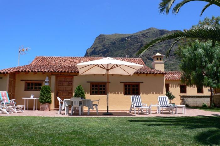 Tenerife-Los Silos-Casa Gomera