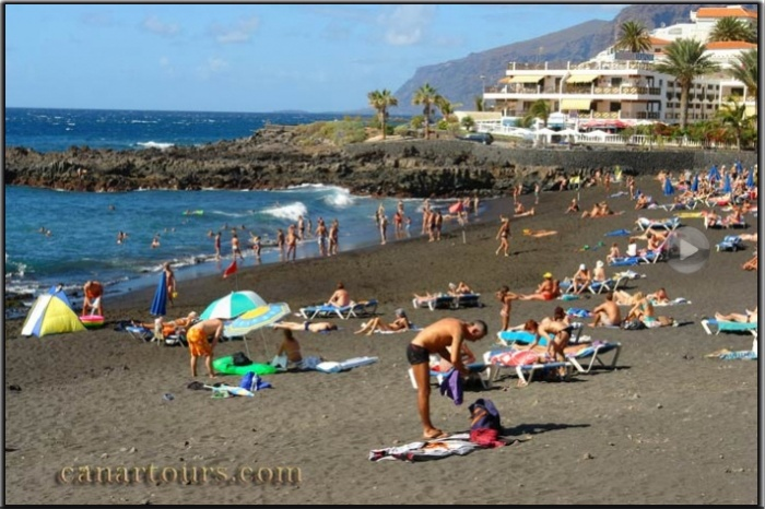 Teneriffa-Playa de la Arena-Davidoff-Kanarische Inseln