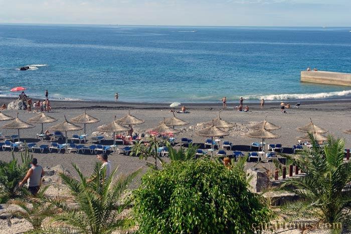 Tenerife-Callao Salvaje-Casa Rosa-Beach, ocean, holiday house, Tenerife