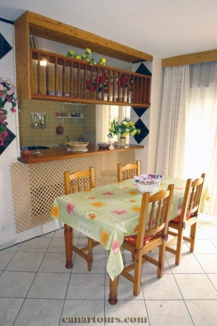 Tenerife-Los Cristianos-Mirada-Apartment on Tenerife