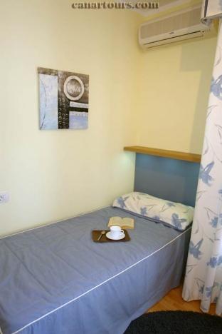 Tenerife-Puerto Santiago-Vista Oceano-private accommodation in Tenerife