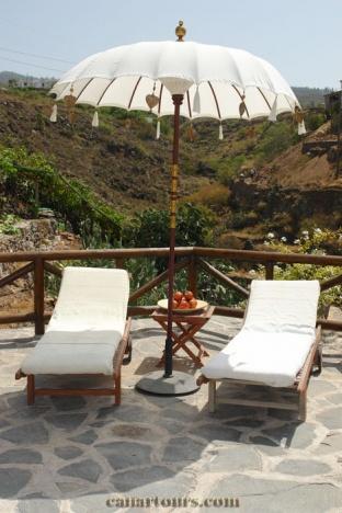 Teneriffa-Vera de Erques-Castillo de Erques-Ferienwohnung mit Pool