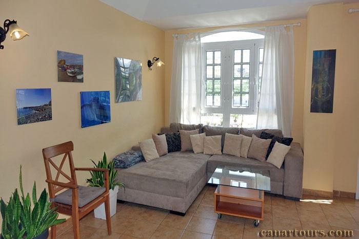 Teneryfa -Playa San Juan-Linda-apartament wakacyjny  Taneryfa