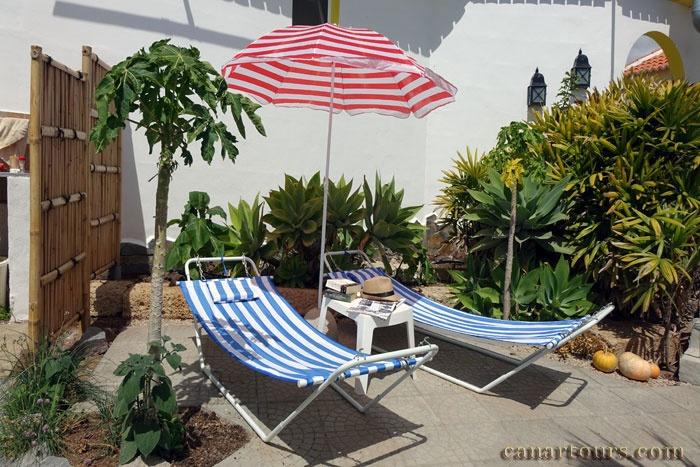 Teneriffa-Guia de Isora-Casa Evelyn-Ferienhaus auf Teneriffa