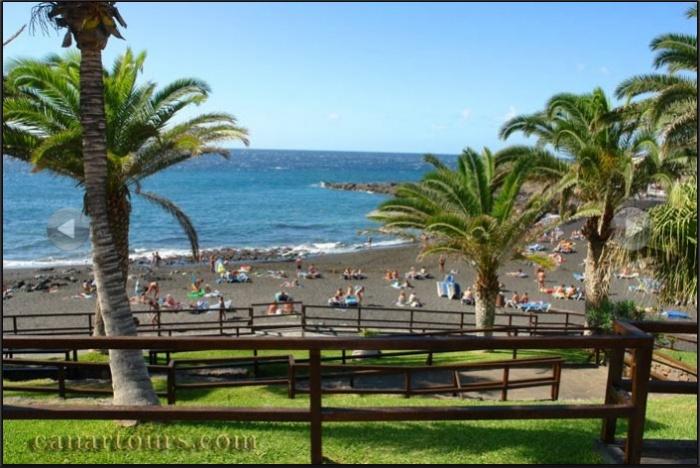 Tenerife-Playa de la Arena-Davidoff-Canary Islands