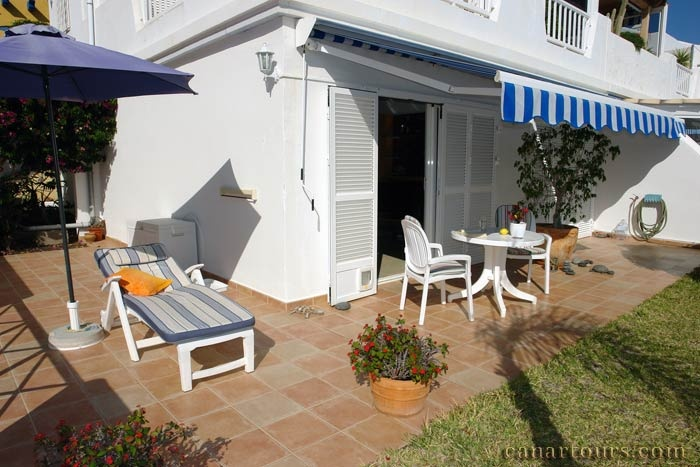 Holiday apartments on Tenerife