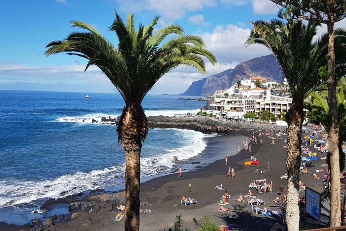 Tenerife-Playa de la Arena-Solaris 103