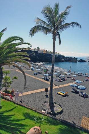 Tenerife-Playa de la Arena-Sobre del Mar