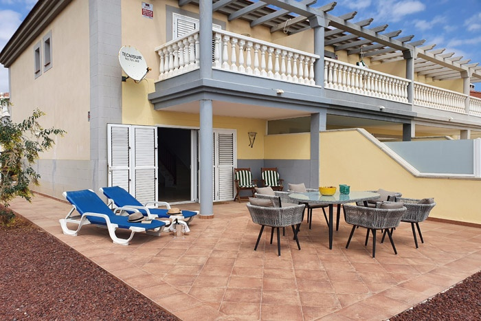 Tenerife-El Medano-Casa Petunia