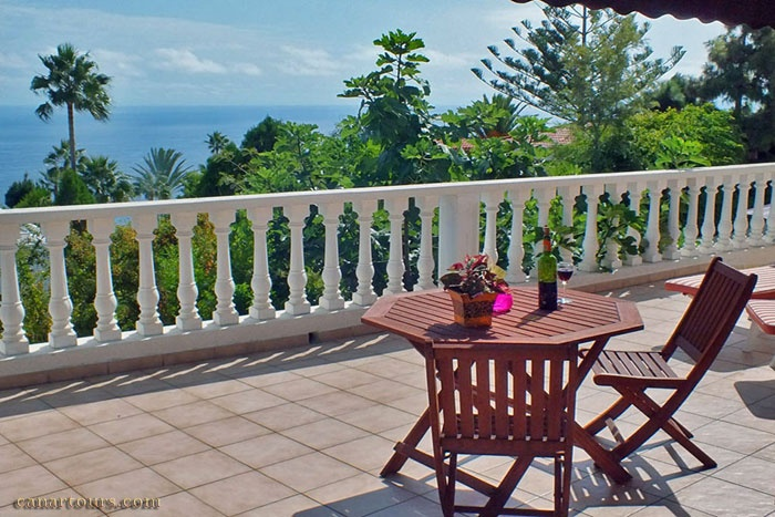 Tenerife-El Sausal-El Puntillo-Holiday apartment on Tenerife North