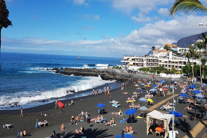 Teneriffa-Playa de la Arena-La Playa 201