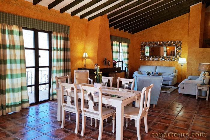 Tenerife-Adeje -Casa Magma-Holiday house on Tenerife