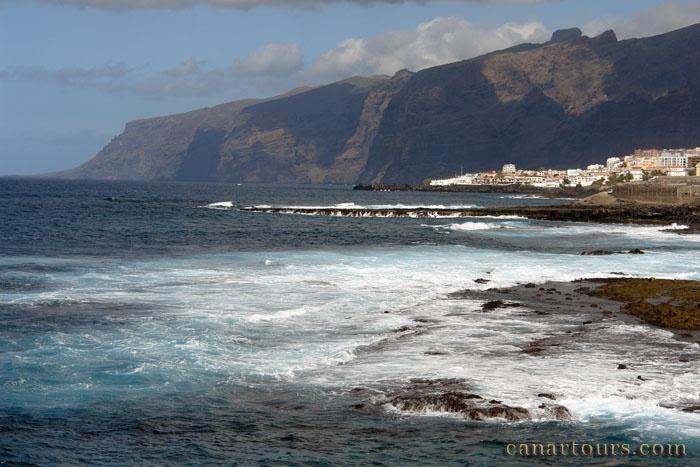 Tenerife-Alcala-Perenquén VI-Tenerife south