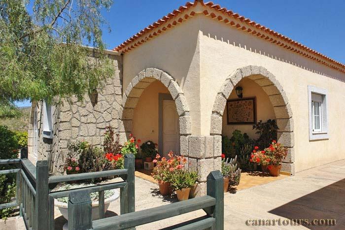Tenerife-La Concepcion-Casa Molineta-private homes Tenerife