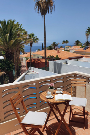 Tenerife-Callao Salvaje- Lirio