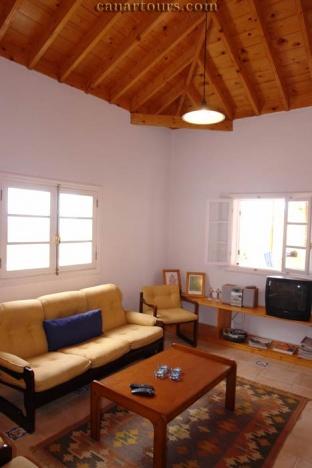 Tenerife-Icod de los Vinos-Chauffeurhaus-private accommodation in Tenerife