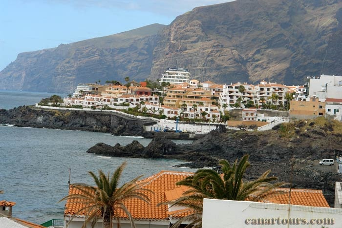 Tenerife-Playa de la Arena-Caracola-private accommodation in Tenerife