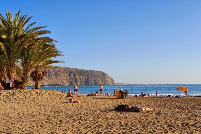 Tenerife-Los Cristianos-la Costa