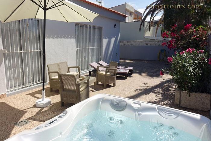 Tenerife-Callao Salvaje-Casa Magnolia