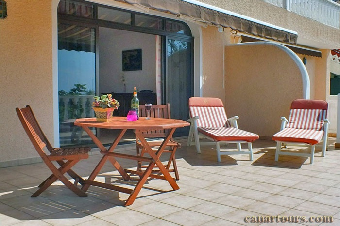Holiday apartment on Tenerife North