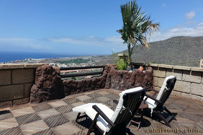 Tenerife-Torviscas-Casa Galicia-private accommodation in Tenerife