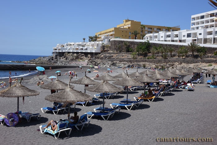 Tenerife-Callao Salvaje-Casa Iris