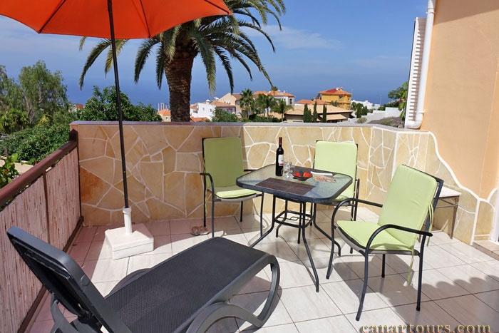 Teneryfa -Armenime-Xanadu-apartament wakacyjny na Tenerife