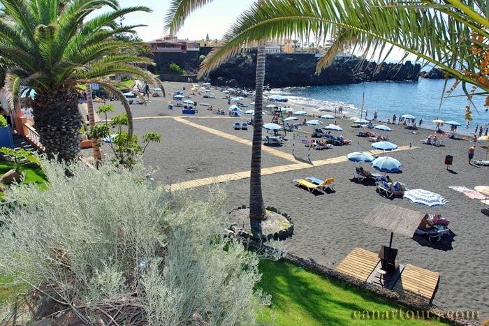 Tenerife-Playa de la Arena-Caramelo-private accommodation in Tenerife