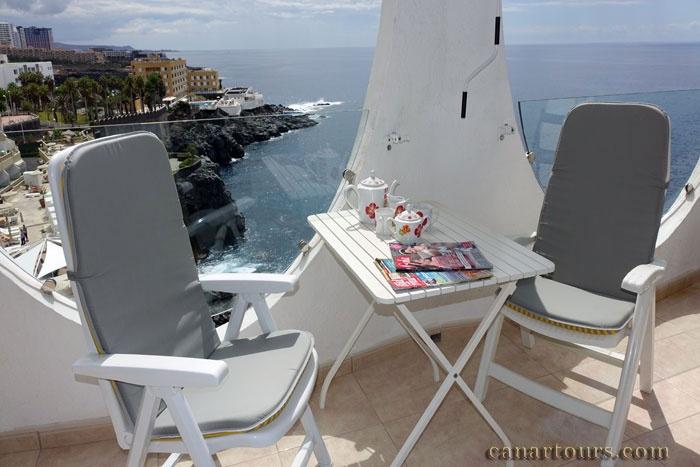 Teneriffa-Callao Salvaje-El Ancla-Private Ferienhäuser auf Teneriffa