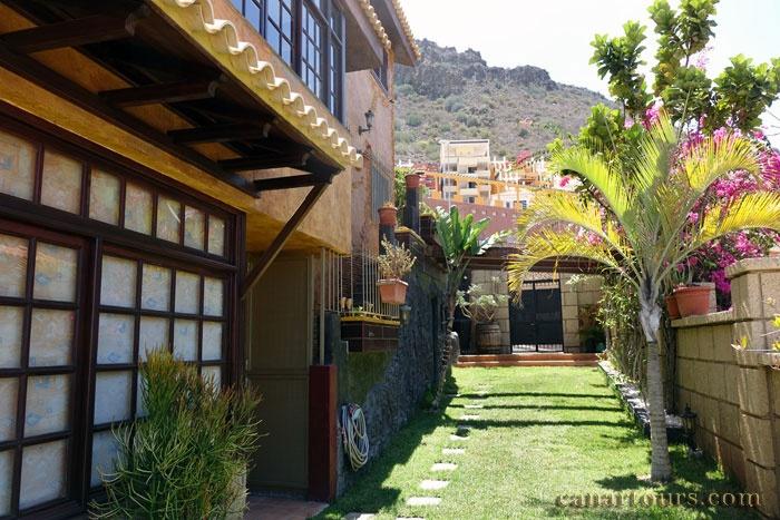 Teneriffa-Torviscas-Casa Galicia-Private Ferienhäuser auf Teneriffa